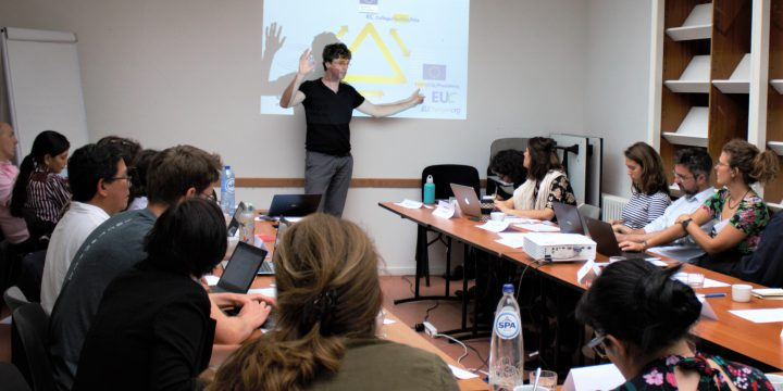 """""""Knowledge that will last a lifetime"""" – Impressions of the EU Academy"""