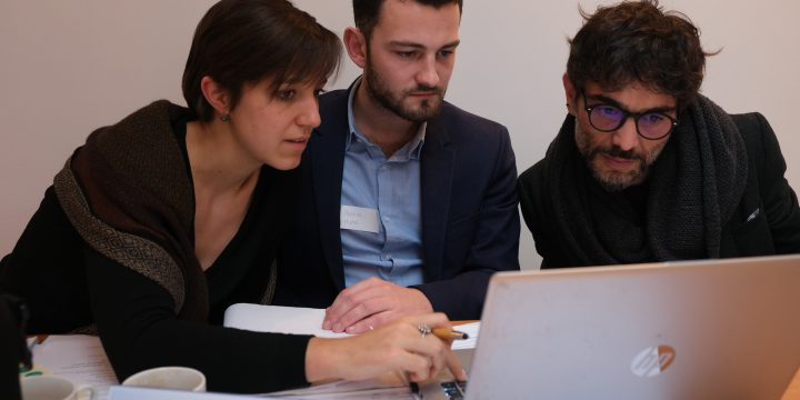 """""""A hands-on learning experience on EU advocacy"""" – Impressions of the EU Academy"""